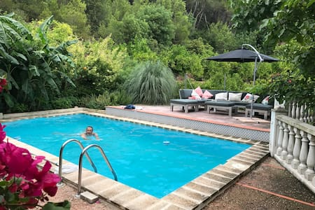 Villa with Pool in Orange Grove with Great Views