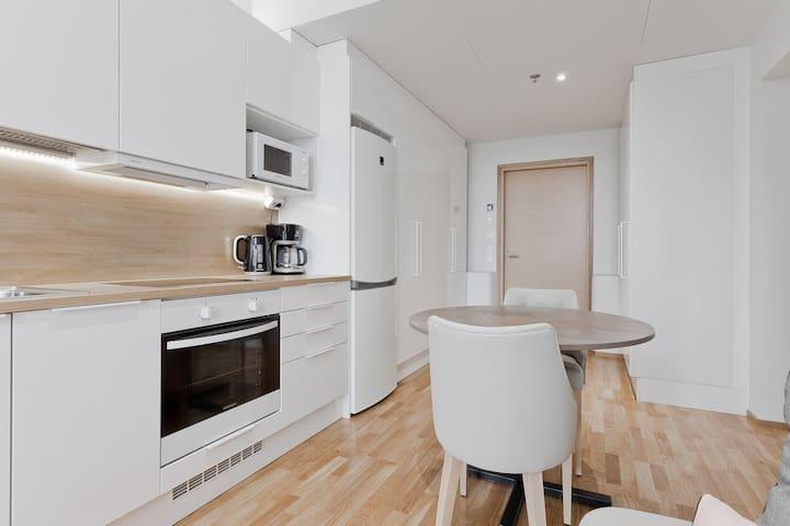 Forenom Studio apartment in Turku