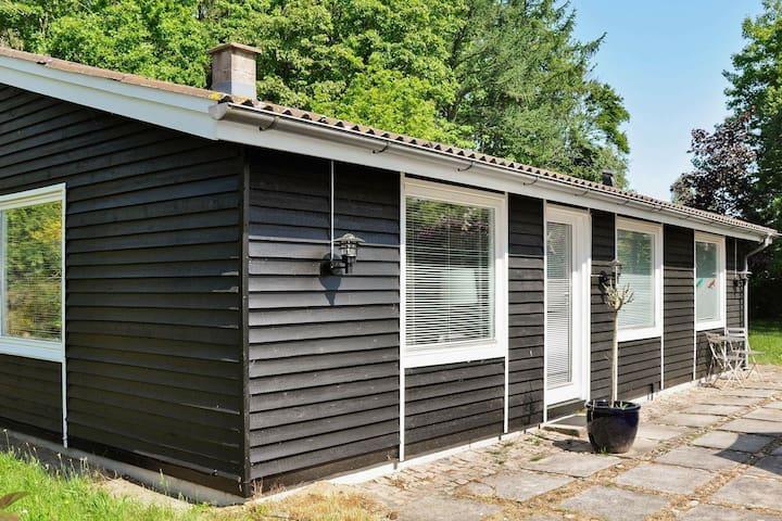 Maison de vacances moderne avec terrasse à Silkeborg