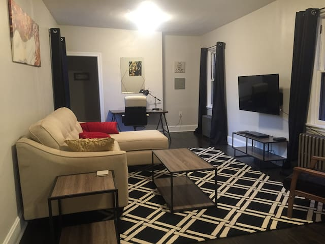 Spacious 2 Bdrm in South Side Flats - Pittsburgh - Apartemen
