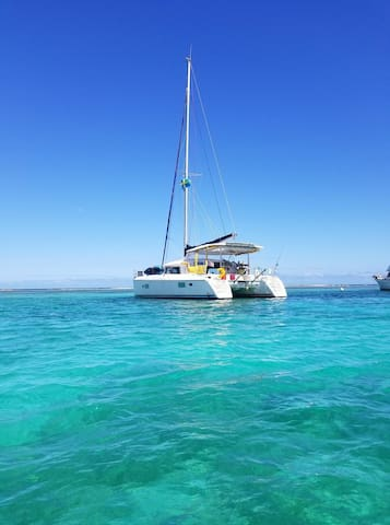 Sail Carib Sea on Sumaya Sol-check out Bahama site