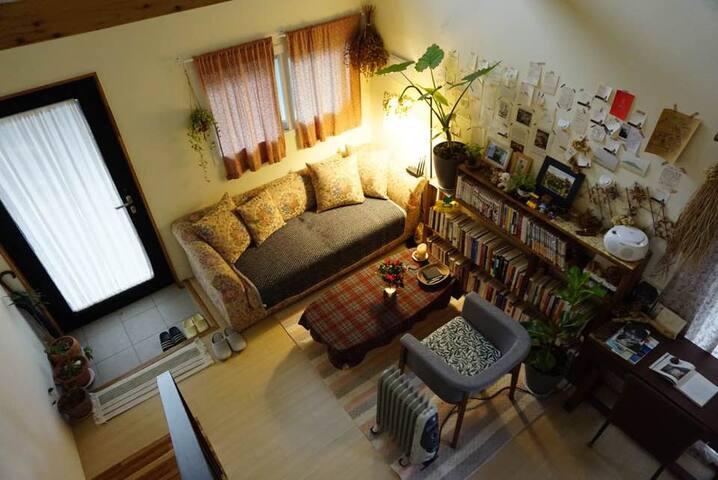 My Friend's Home Jeju in Hanlim(바깥채)