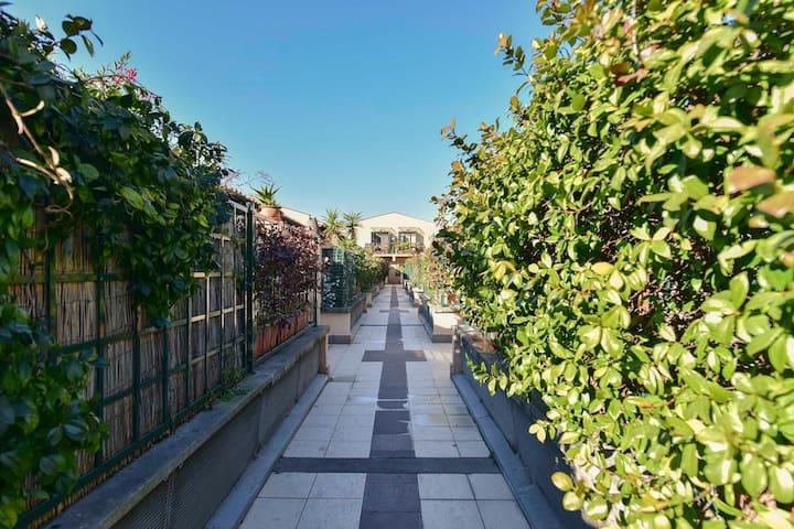 Loft Open Space San Loenzo - Roma - Casa