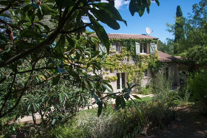Amazing house with garden & pool close Montpellier - Prades-le-Lez - Hus