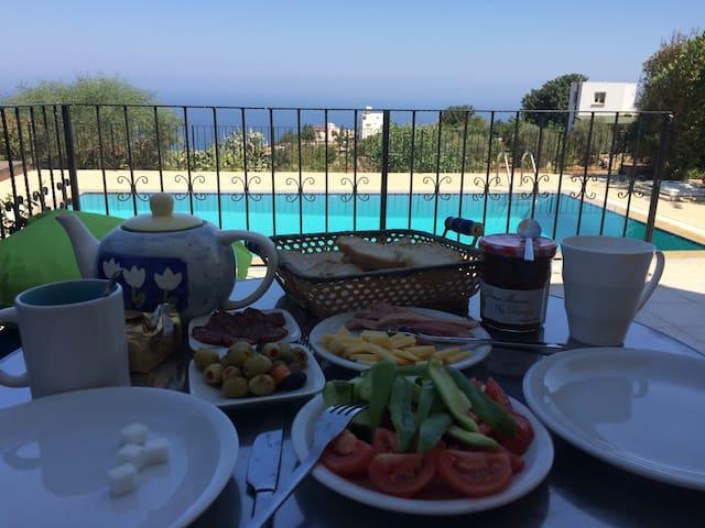 Villa Doluca: a true Mediterranean heaven! - Esentepe - 別荘
