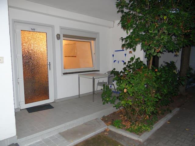 Schönes Apartement im Martinsviertel EG 06