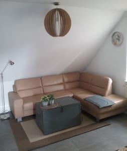 Monteure,Messegäste,citynah angenehm übernachten - Lehrte - Apartament