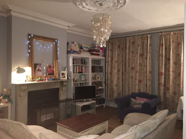 Central Georgian 4 Bed Maisonette - Cambridge - Appartement