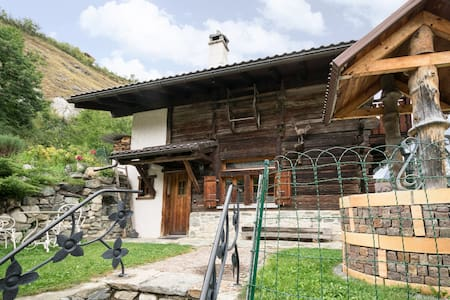 Confortable stone and wooden chalet - Chalais - Chalet - 2