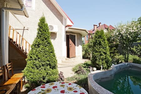 Part House Not Far From Center and Sea with Garden - Talo