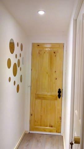 3 Cómodas habitaciones en departamento Interior
