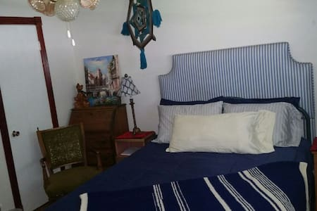 Bedroom #2, 9 mins from DFW airport - アービング