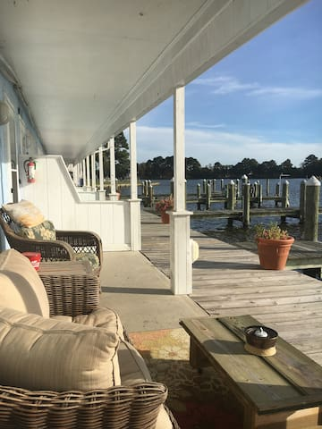 Paddle Inn WATERFRONT #1 -  5 miles from OC, Md
