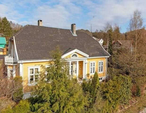 Own apartment in Wergelandshuset. Childrenfriendly