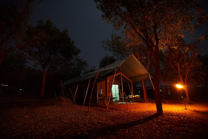 Big Game Camp Wilpattu National Park - Tent A