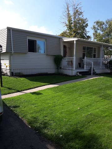 Modular Home in Adult Gated Community