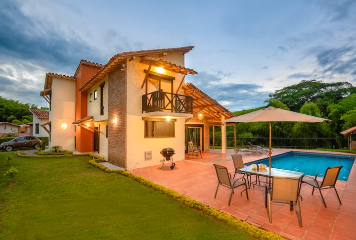 Villa Kiara en Fincas Panaca Jaguey 11 Quimbaya