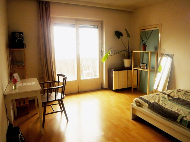Charming and spacous room in Mozart WG - Linz