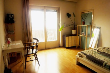 Charming and spacous room in Mozart WG - Linz - Rivitalo