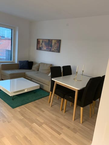 Brand new apartment with top location