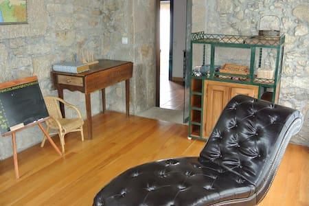 Casa azul:conforto&natureza - Vila Praia de Âncora
