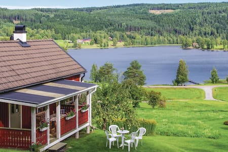 Holiday cottage with 1 bedroom on 32m² in Gunnarskog