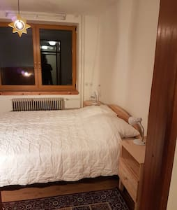 Double room with a balcony, lake-view location - Bled - Hus