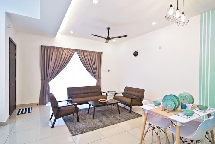 2BR Kota Damansara Landed House- 1st Floor