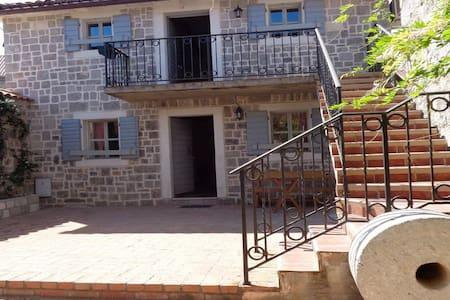 Studio apartment of Villa Bastion - Kavač - Wohnung