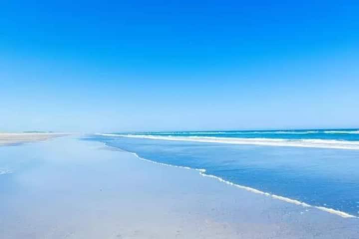海まで徒歩1分/オーシャンビュー/無料駐車場/BBQテラス/サーフィン/WiFi