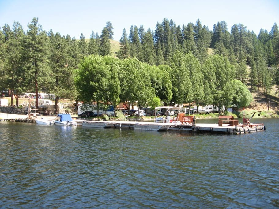 Our Docks - boats for rent