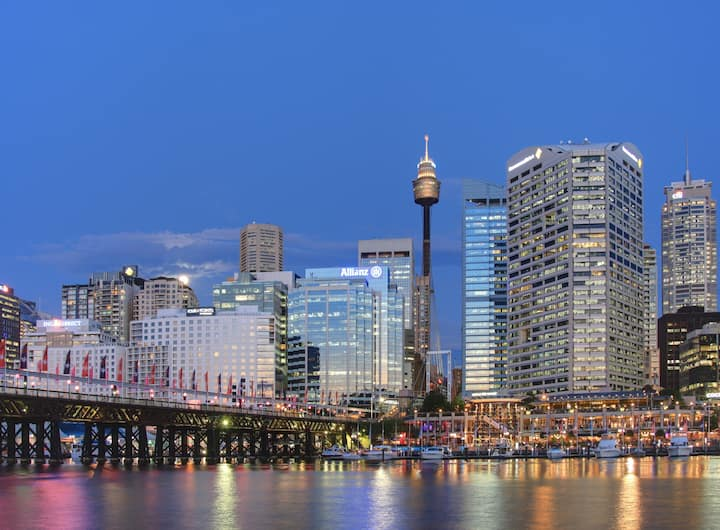 Sydney City 1 bedroom Apartment 🚘 FREE Parking