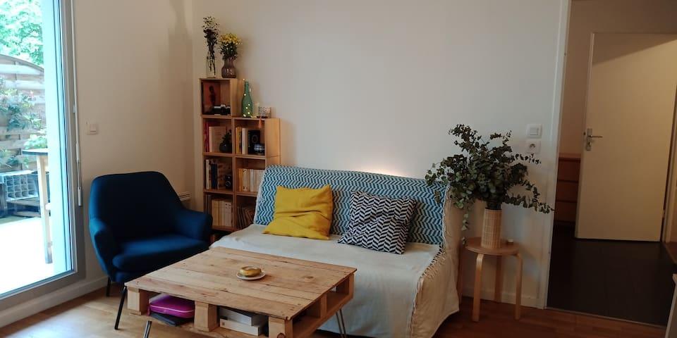 Magnifique appartement spatieux avec terrasse