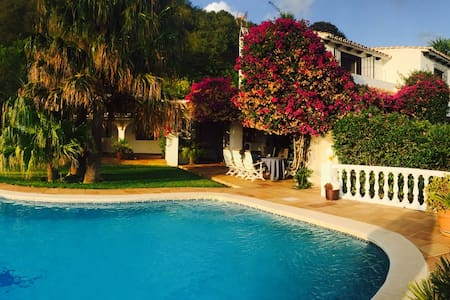 Beautiful Villa with private pool in Mijas Pueblo - Mijas - Villa