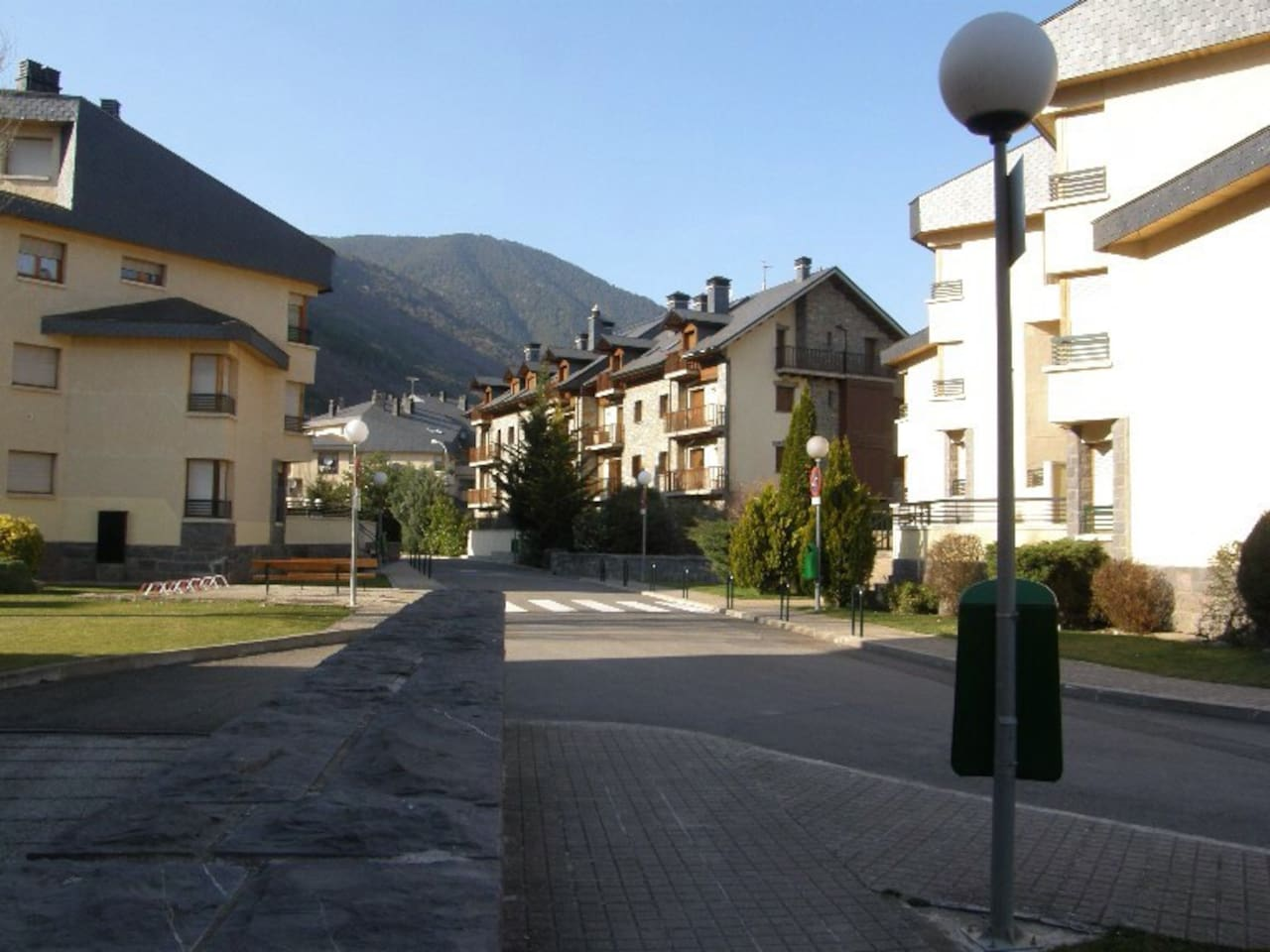 Urbanizacion Valles Blancos