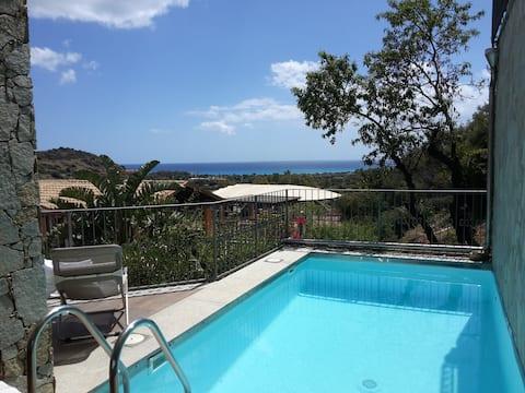 Splendida casa vacanze con piscina