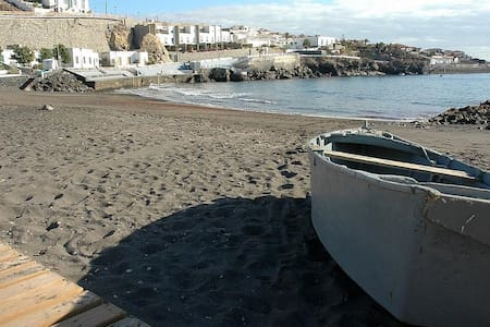 Rest and tranquility by the sea - Santa Cruz, Teneriffa - Talo