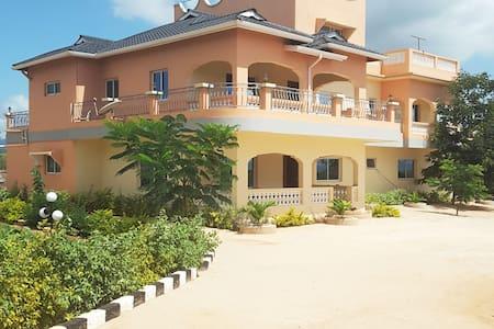 Red Savanna House Taita