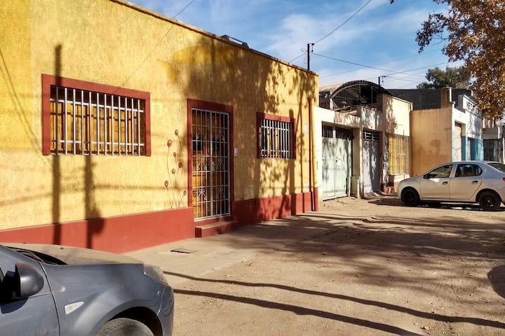 Casa de La Piedra. Big Old House, Great Location.