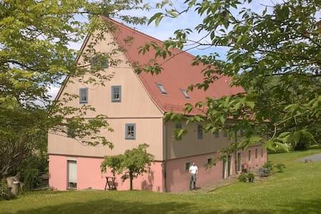 Stadtgut Wehlen, FeWo für max. 4 Personen - Stadt Wehlen