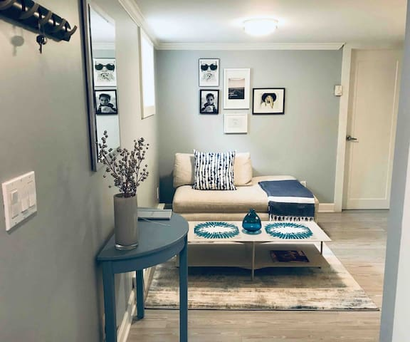 ❤️Stylish Apartment in Quiet 🧘‍♂️ Area in Norwalk