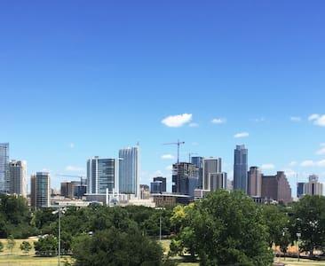 Beautiful Condo at Zilker - Austin - Condominium