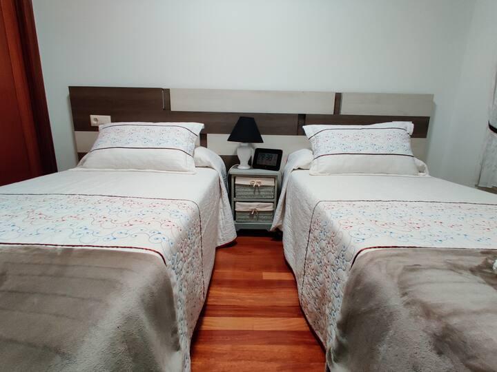 Apartamento en el Centro de Galicia.