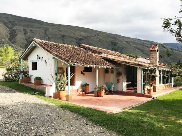 Ranchito de Villa de Leyva