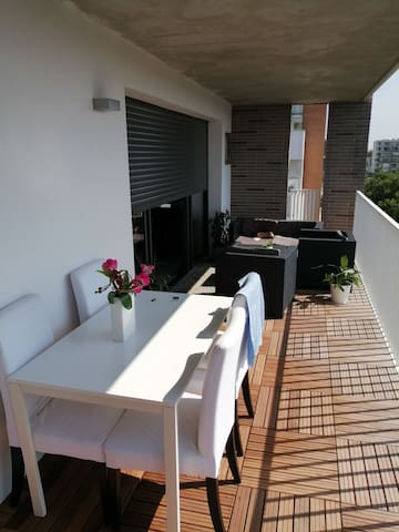 Location appartement à Toulouse beauzelle