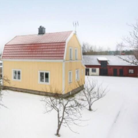 Mysigt lantligt hus uthyres - Åseda - Haus
