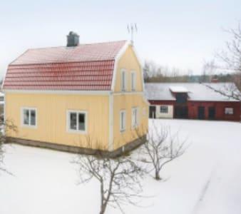 Mysigt lantligt hus uthyres - Åseda