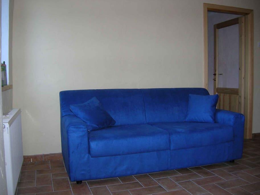 divano letto -sofa bed