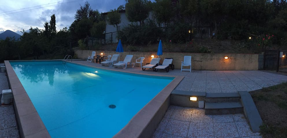 OLIMPIA - Cutigliano - บ้าน
