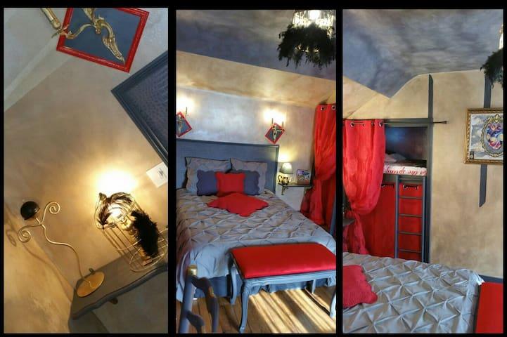"""Charm """"Chez Lila des bois"""" - Nointel - Hus"""